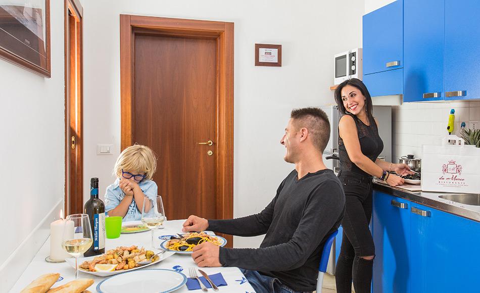 Residence San Mauro Mare con ristoranti convenzionati | Residence Veliero